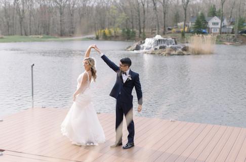 Lakefront Wedding Venue