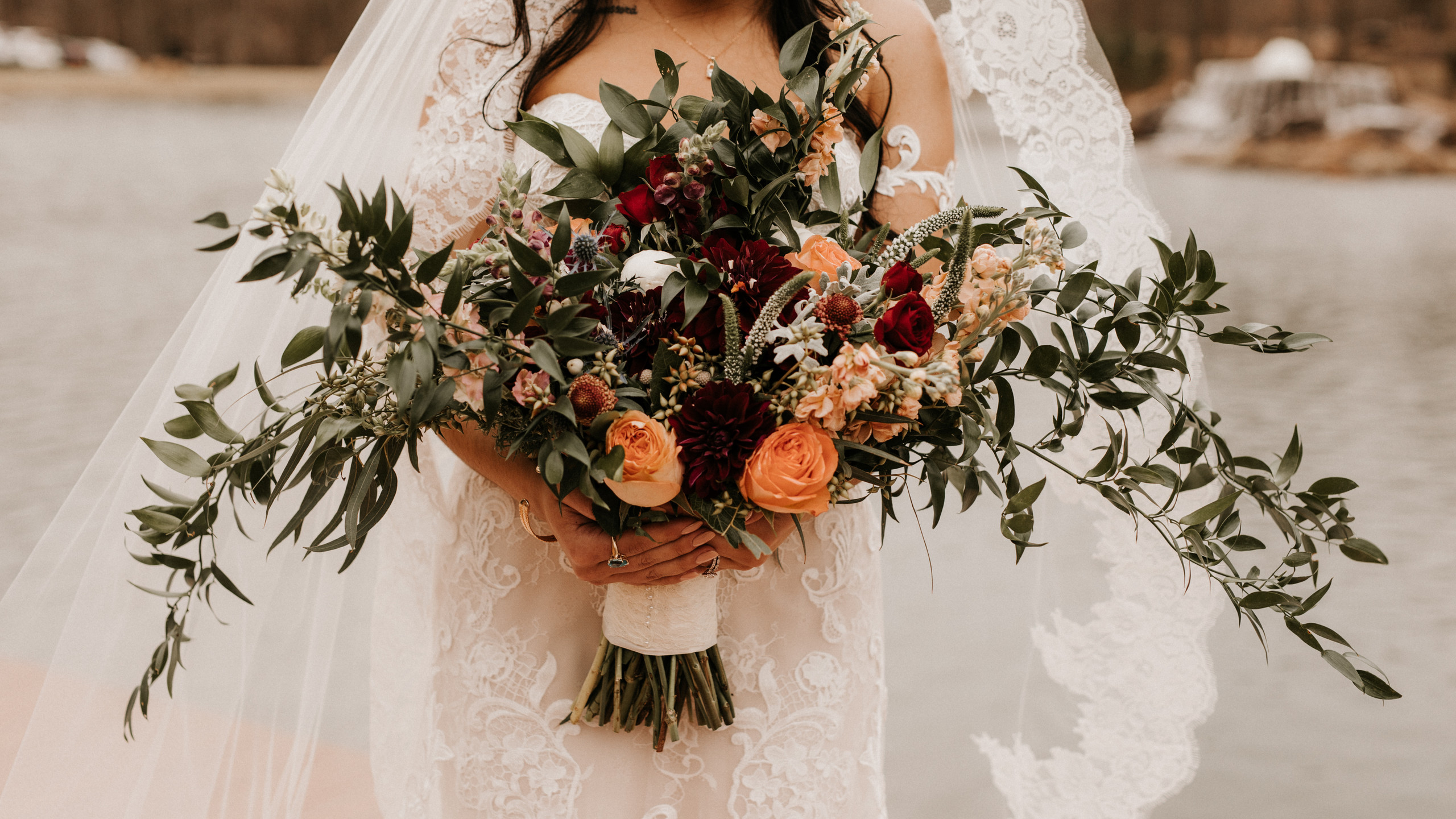 Unique, Rustic Bouquet