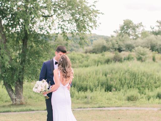 Lydia & Michael's Summer Wedding