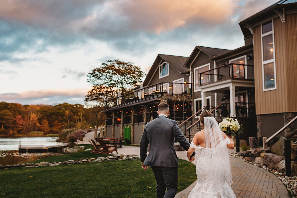 Rustic Outdoor Wedding Venue in NJ