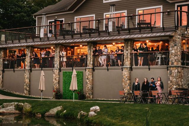 Indoor/Outdoor Wedding Venue in NJ