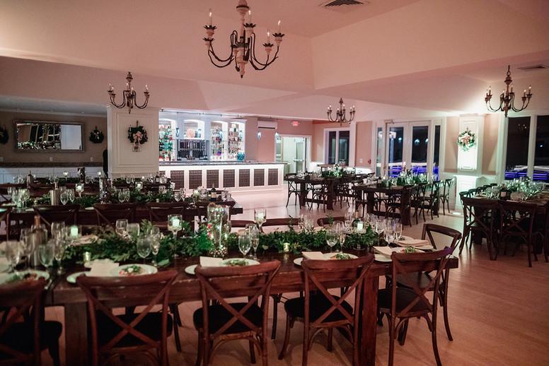 Rustic Ballroom Wedding Venue