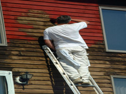Painting Exterior House 2