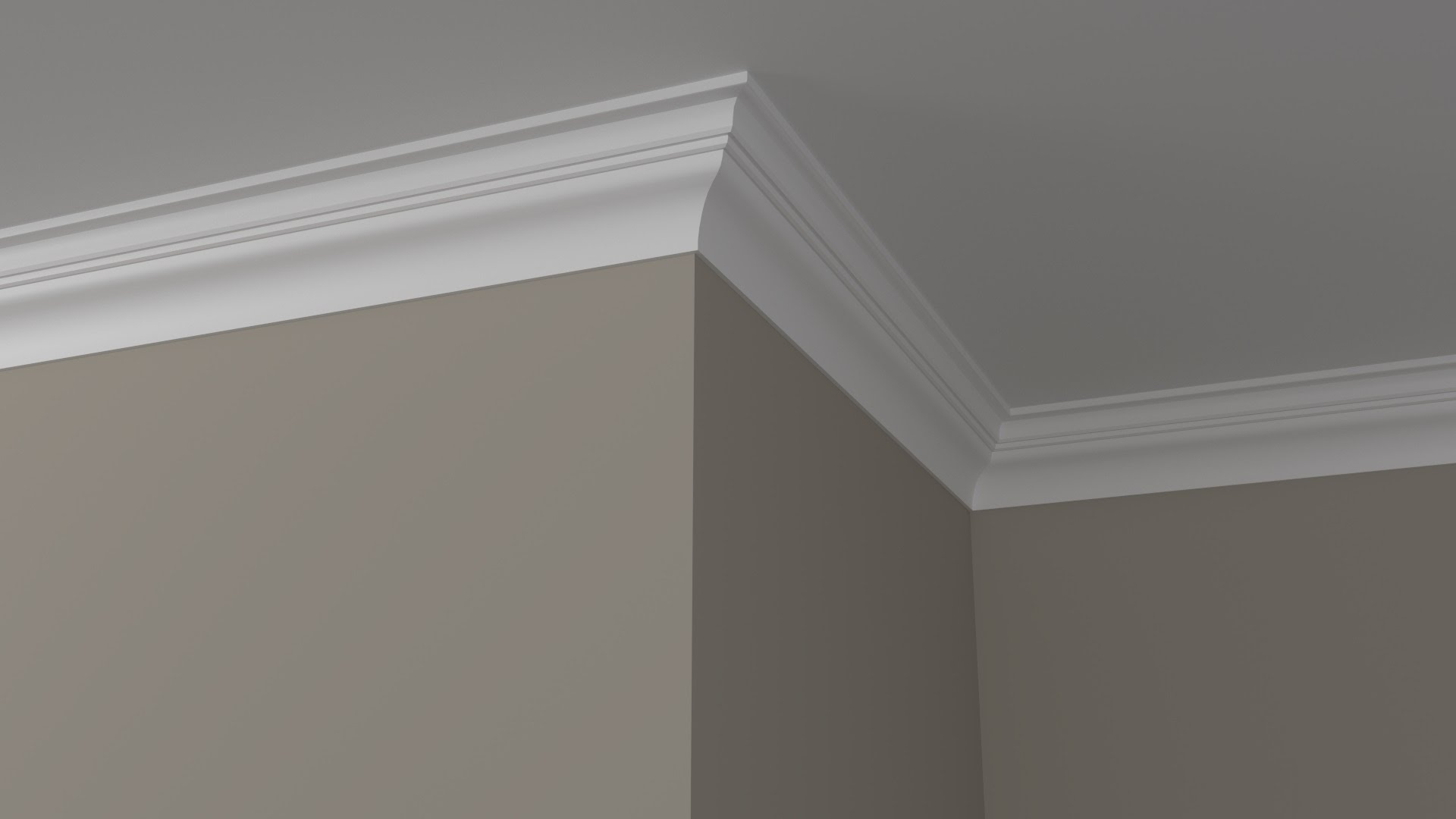 Install Crown Molding 2