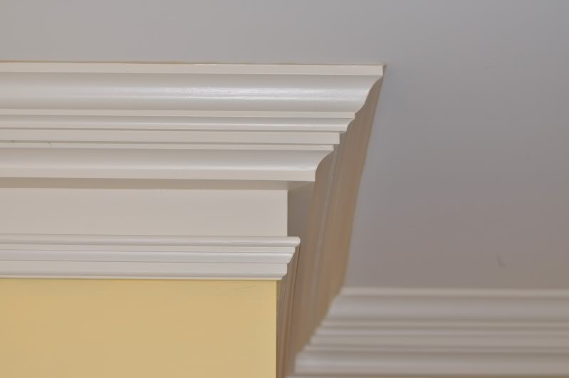 Interior Casing, Crown Molding