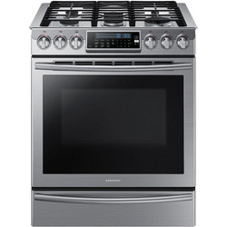 Install/Replace Gas Stove 2