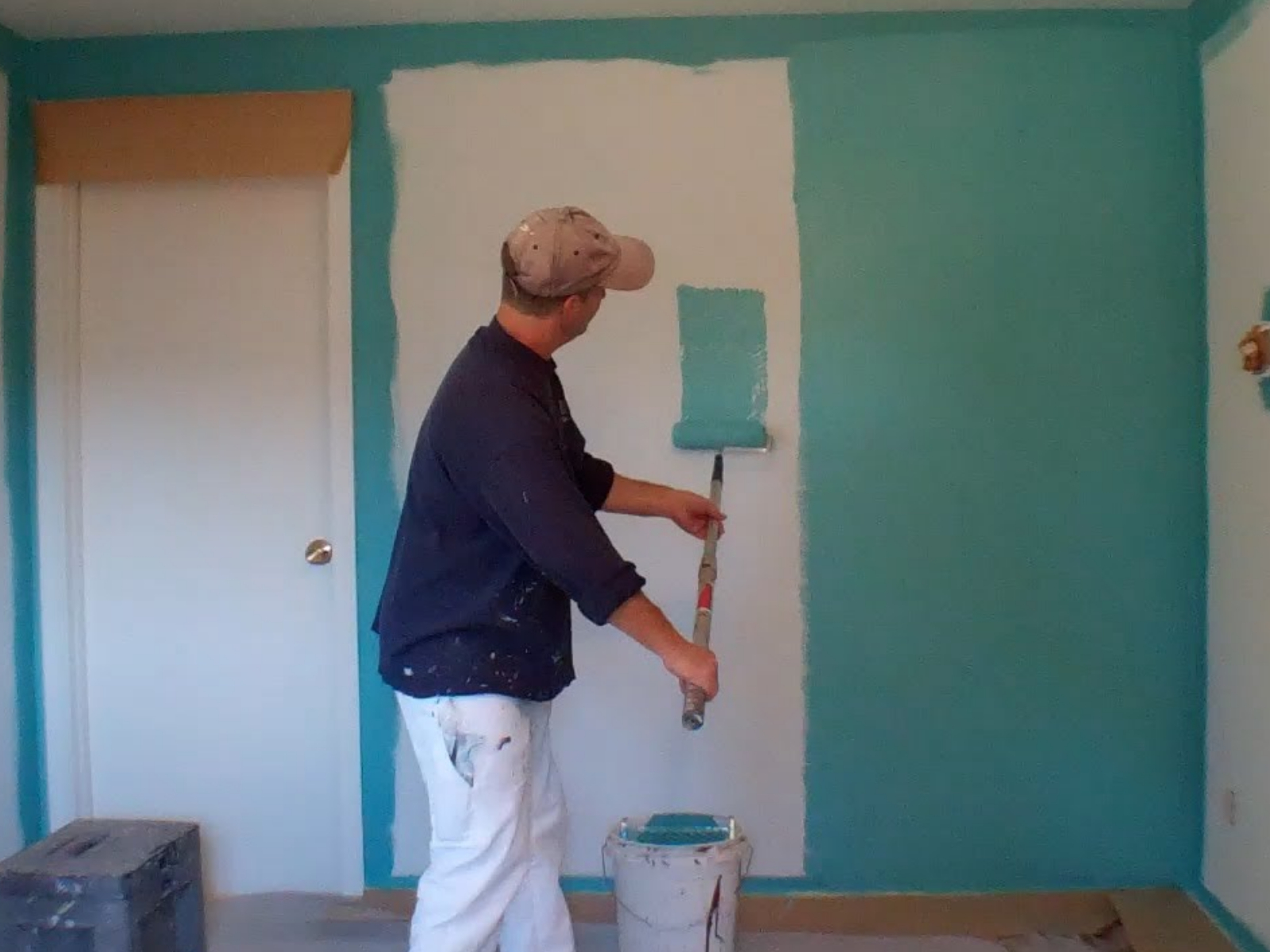 Painting Interior Walls