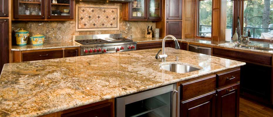 Install Granite-countertops