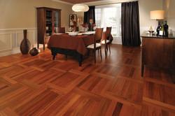 Install Hardwood Pattern