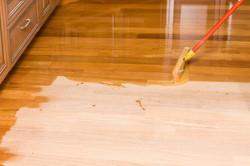 Sanding floor 2