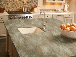 Install Granite counter top