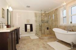 Bathroom Renovation Modern Style