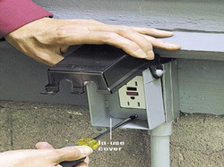 Install Exterior Plug