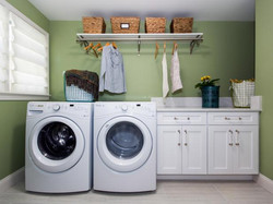Install Washer and Dryer Hook Up