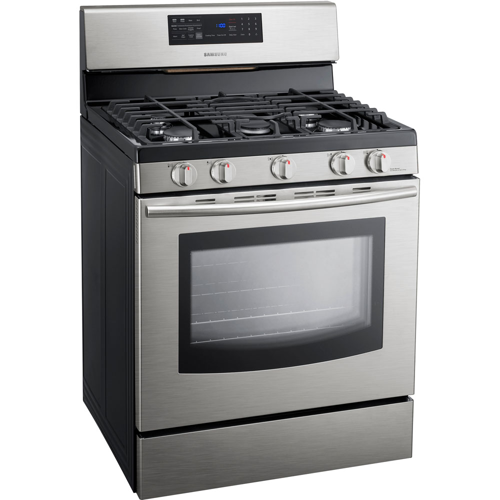Install/Replace Gas Stove