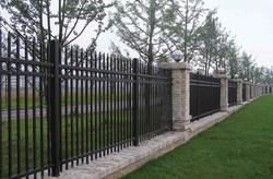 metal fence 1