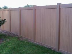 Install Vinyl Fence