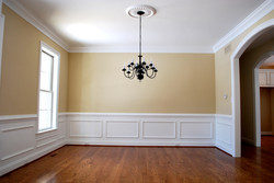 Install Crown Molding 1