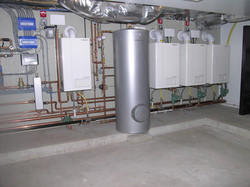 Replace/Install Hot Water Taa