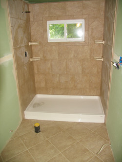 Install/Replace Stand-up Shower