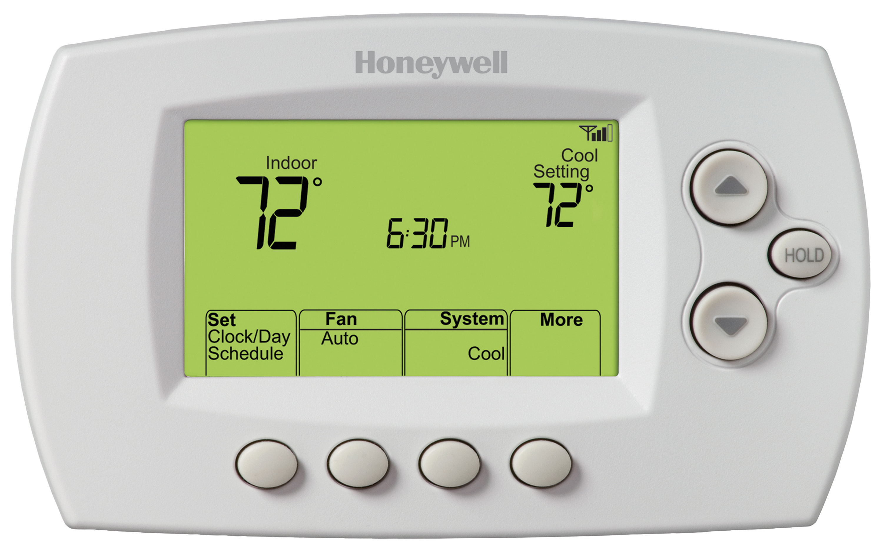 Install/Replace Thermostat (Panel)