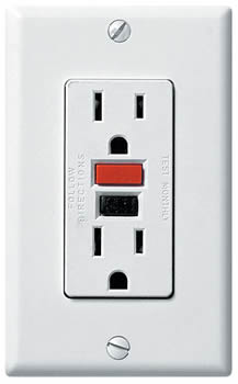 Replace/Install GFI outlet