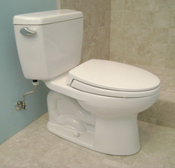 Install/Replace Bathroom Toilet