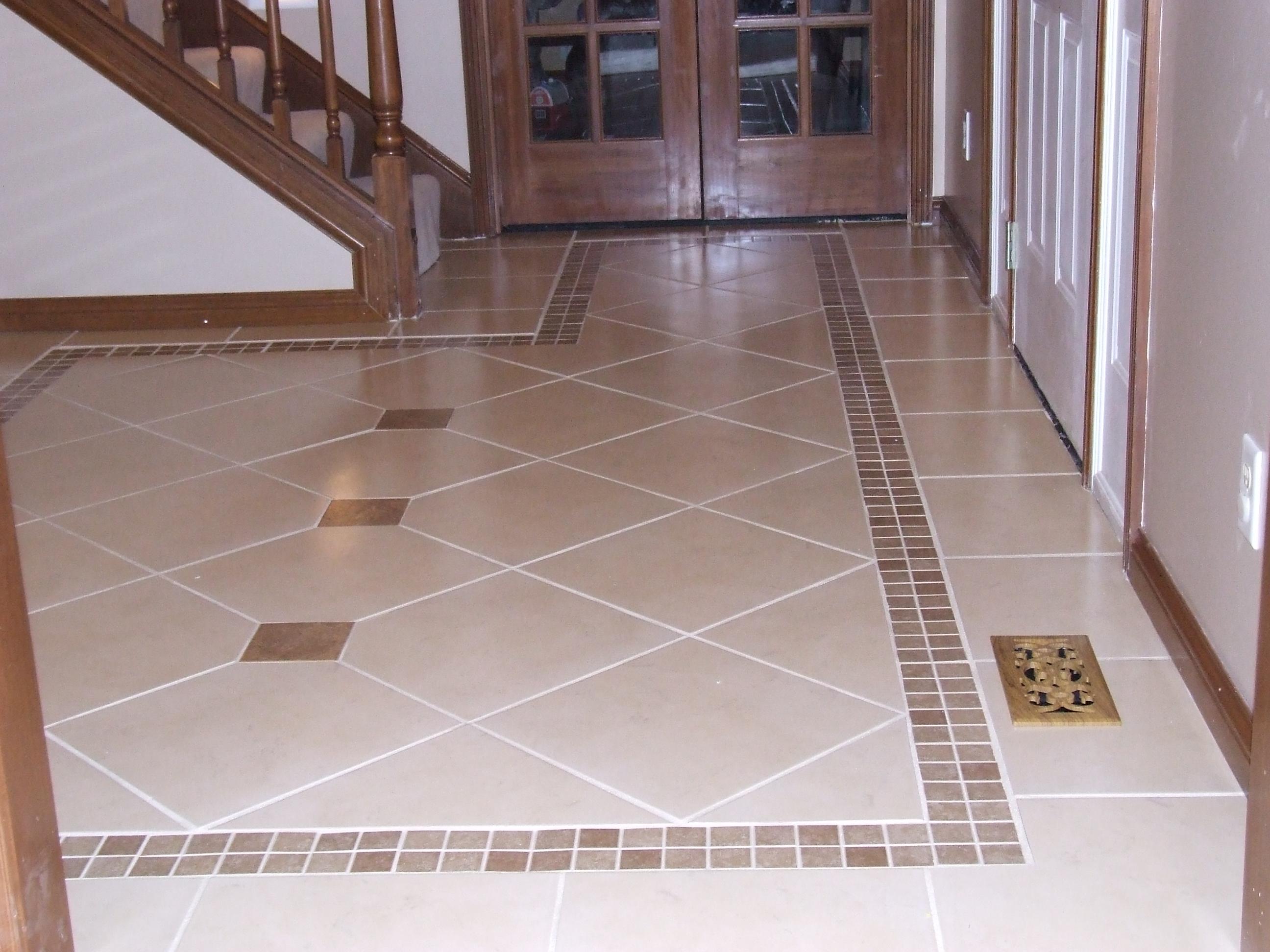 Install Ceramic Tile 6
