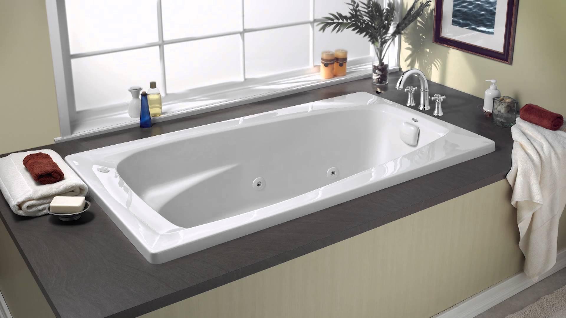 Install/Replace Bathtub
