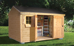 Constructing a shed