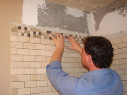 Install/Replace Bathroom Wall Tile