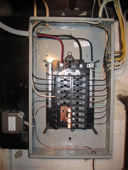Replace/Install Breaker Panel