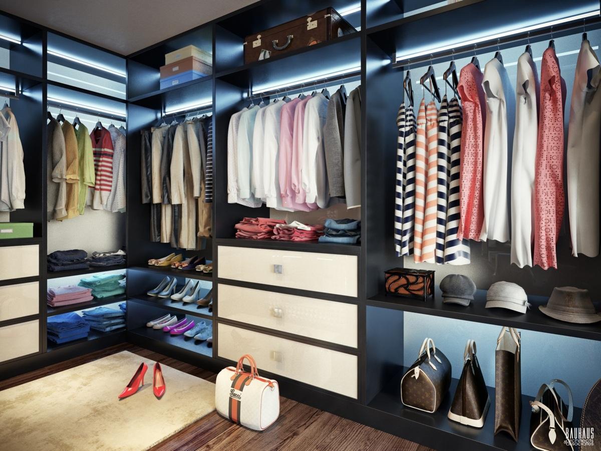 Construct Walk in Closet