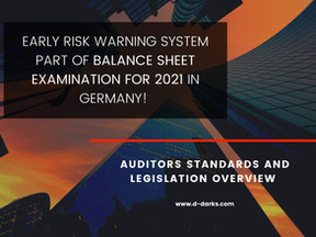 Early risk warning systems legally obligatory in Germany