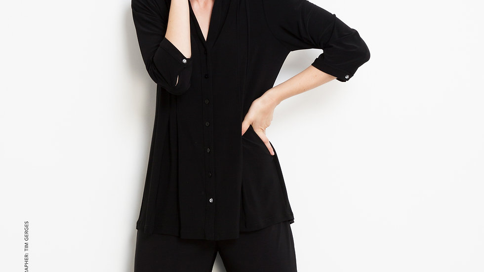 Travel Range Twin Tuck Shirt