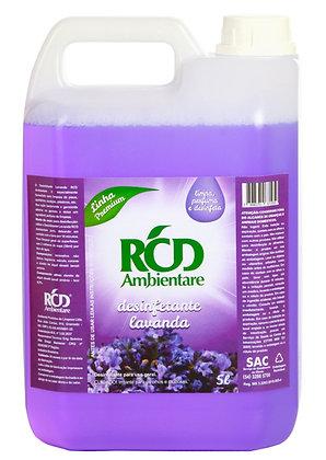 Desinfetante Lavanda Premium 5 litros