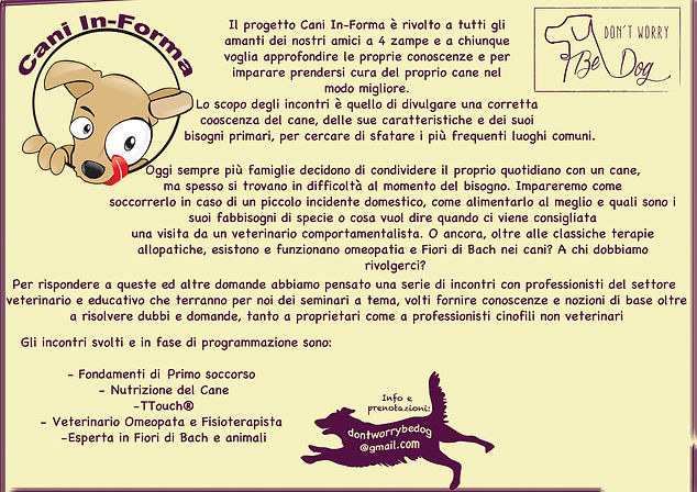 Firenze Progetto Cani InForma