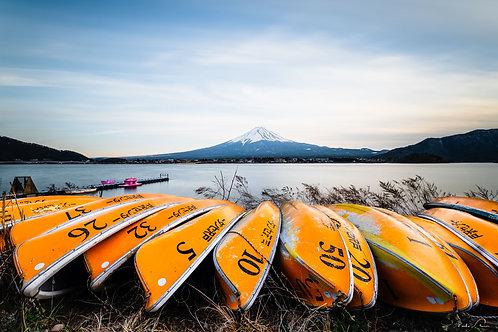 Japão - Monte Fuji