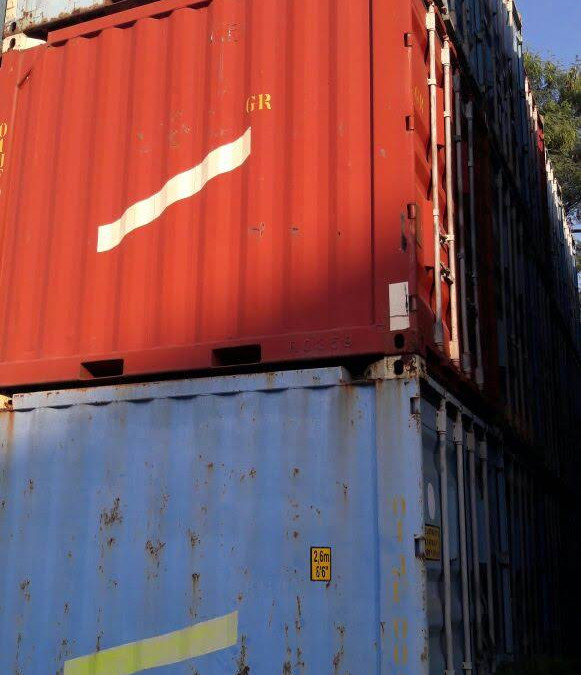 Container 10 DRY/DNV