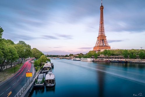 Paris - Rio Sena