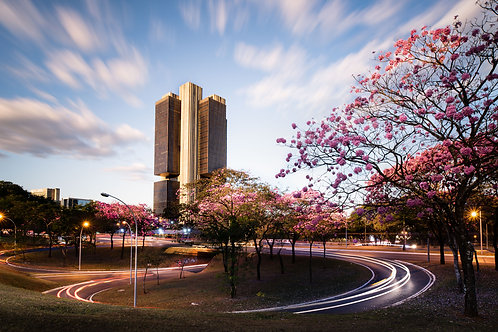 Brasília - Dia e Noite - Banco Central