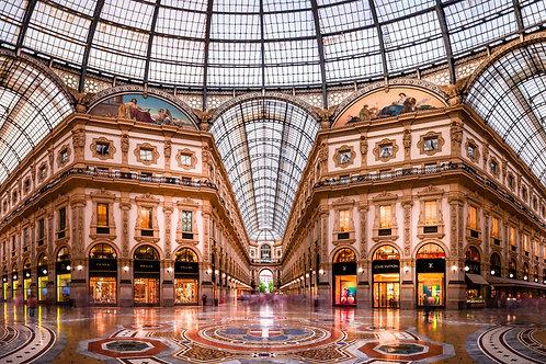 Itália - Galeria Vittorio Emanuele