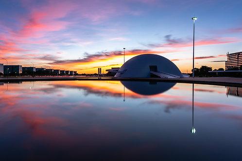 Brasília - Museu da República - Panorama