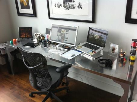 Decoração de home-office: dicas práticas para compor o ambiente