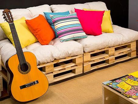 Faça você mesmo (DIY): Ideias criativas e baratas para decorar seus ambientes