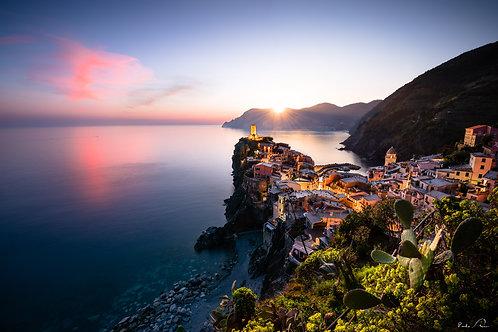 Itália - Dia e Noite - Vernazza