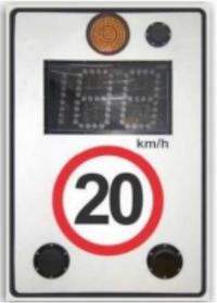 limite de velocidade eletrônico
