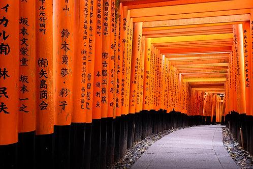 Japão - Fushimi Inari