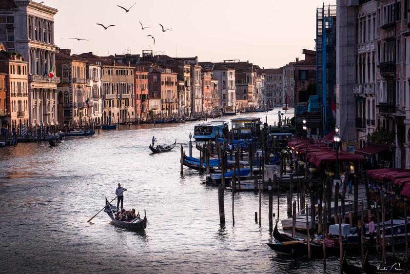 Italia - Gondolas de Veneza I.JPG