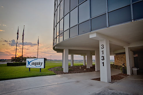 Kingsky Flight Academy Building